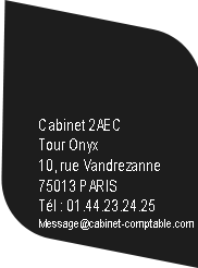 2AEC cabinet Actions Audit & Expertise Comptable Paris 75013